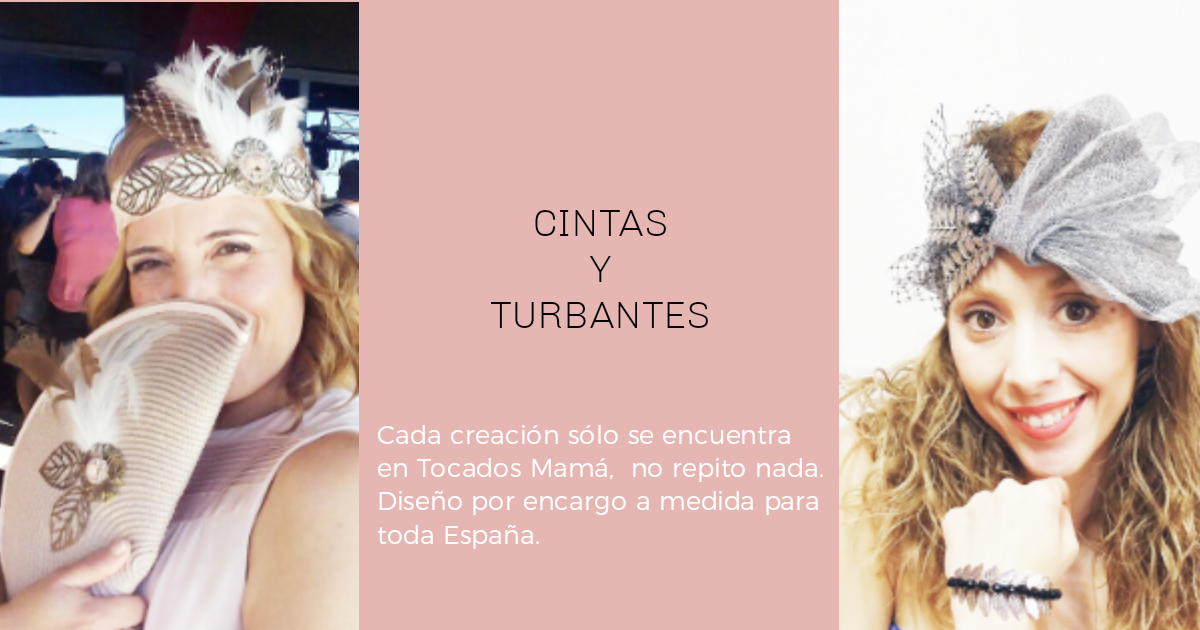 Cintas y turbantes